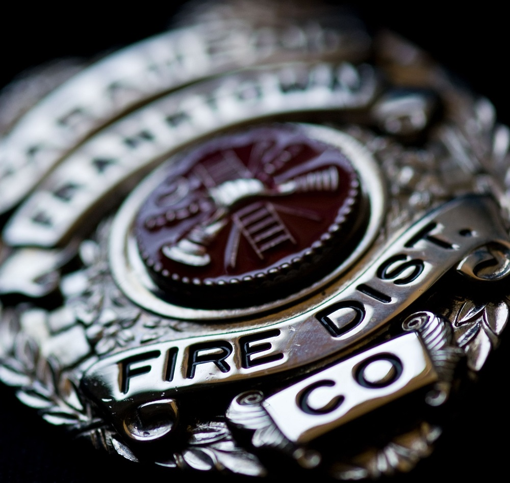 The History Of The Maltese Cross In The Fire Service