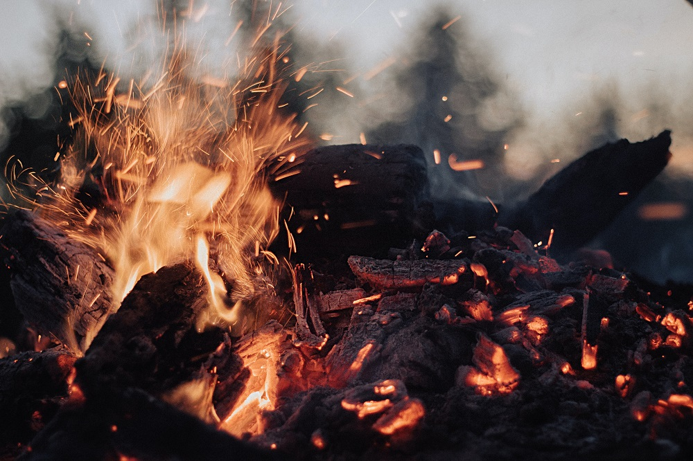 What Are the Four Stages of a Fire